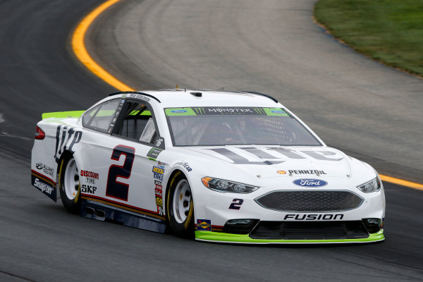 Monster Energy NASCAR Cup Series ISM Connect 300 New Hampshire Motor Speedway Loudon, NH USA Friday 22 September 2017 Brad Keselowski, Team Penske, Miller Lite Ford Fusion World Copyright: Lesley Ann Miller LAT Images