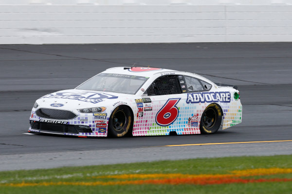 Monster Energy NASCAR Cup Series ISM Connect 300 New Hampshire Motor Speedway Loudon, NH USA Friday 22 September 2017 Trevor Bayne, Roush Fenway Racing, AdvoCare Ford Fusion World Copyright: Matthew T. Thacker LAT Images