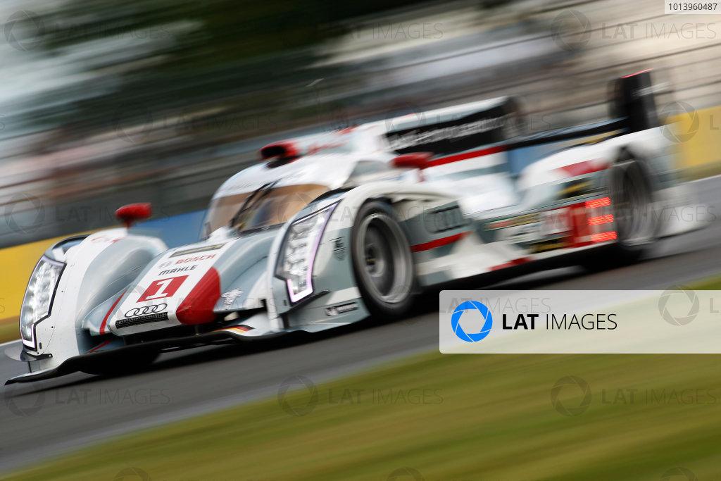Le Mans - Thursday