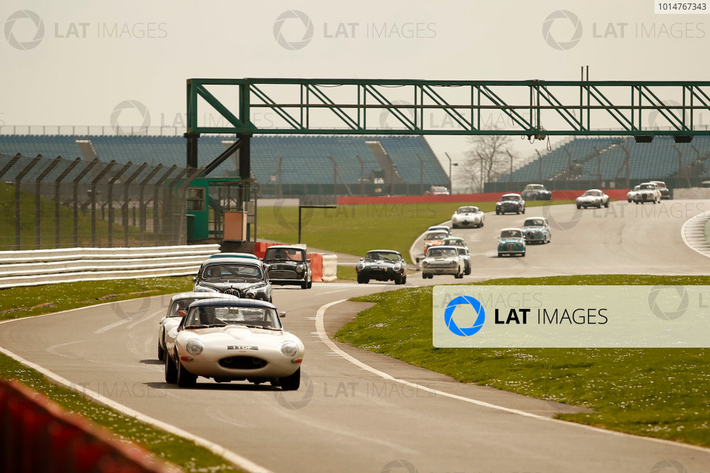 Silverstone Classic Media Day Photo | Motorsport Images