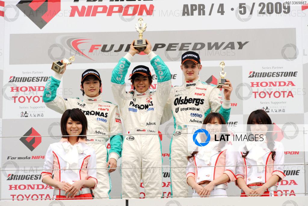 2009 Japanese Formula Three.