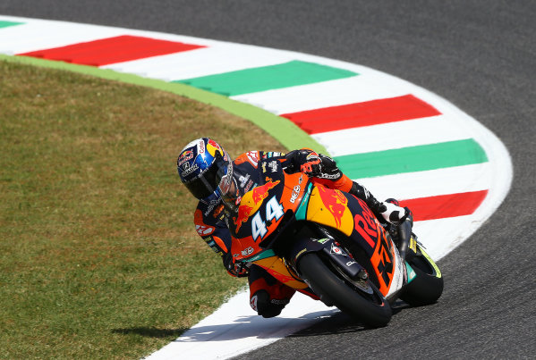 2017 Moto2 Championship - Round 6 Mugello, Italy Friday 2 June 2017 Miguel Oliveira, Red Bull KTM Ajo World Copyright: Gold & Goose Photography/LAT Images ref: Digital Image 673570