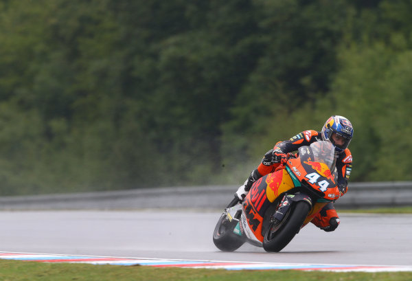 2017 Moto2 Championship - Round 10 Brno, Czech Republic Friday 4 August 2017 Miguel Oliveira, Red Bull KTM Ajo World Copyright: Gold and Goose / LAT Images ref: Digital Image 683671