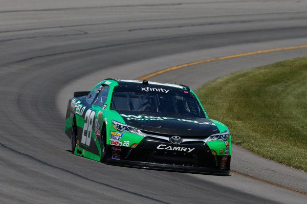 NASCAR XFINITY Series Pocono Green 250 Pocono Raceway, Long Pond, PA USA Friday 9 June 2017 Dakoda Armstrong, JGL Racing Toyota Camry World Copyright: Matthew T. Thacker LAT Images ref: Digital Image 17POC1mt1172