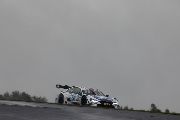 2017 DTM Round 7  Nürburgring, Germany  Friday 8 September 2017. Maxime Martin, BMW Team RBM, BMW M4 DTM  World Copyright: Alexander Trienitz/LAT Images ref: Digital Image 2017-DTM-Nrbg-AT1-0639
