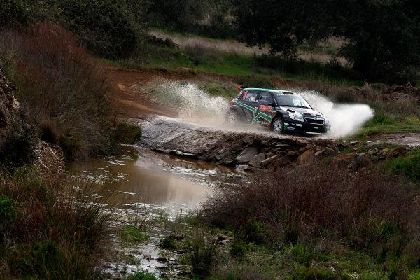 Round 04-Rally Portugal 28/3-1/4 2012. Hayden Paddon, Skoda S2000, ActionWorldwide Copyright: McKlein/LAT