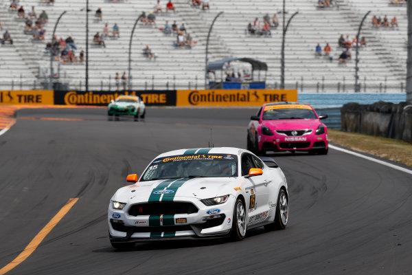30 June - 2 July, 2016, Watkins Glen, New York, USA , 15, Ford, Shelby GT350R-C, GS, Scott Maxwell, Billy Johnson ?2016, Michael L. Levitt LAT Photo USA
