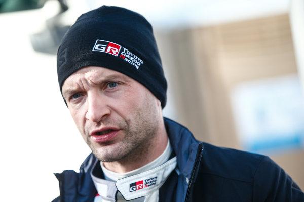 2017 FIA World Rally Championship, Round 01, Rally Monte Carlo, January 18-22, 2017, Juho Hanninen, Toyota, Portrait, Worldwide Copyright: McKlein/LAT