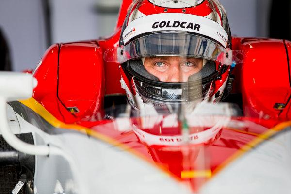 2017 FIA Formula 2 Round 1. Bahrain International Circuit, Sakhir, Bahrain.  Friday 14 April 2017. Stefano Coletti (MON, Campos Racing) Photo: Zak Mauger/FIA Formula 2. ref: Digital Image _X0W3786