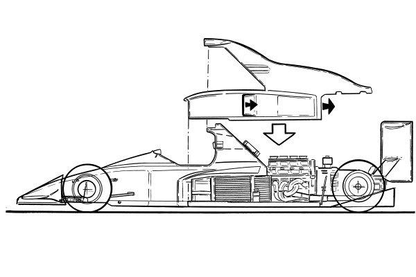 Brabham BT59 1990