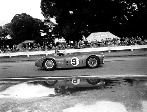 Goodwood, Great Britain. 16th August 1952.