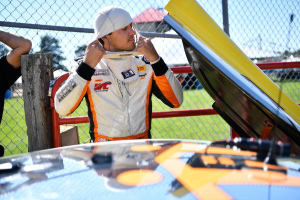Pirelli World Challenge Grand Prix of Mid-Ohio Mid-Ohio Sports Car Course, Lexington, OH USA Saturday 29 July 2017 Alvaro Parente World Copyright: Richard Dole/LAT Images ref: Digital Image RD_MIDO_17_138