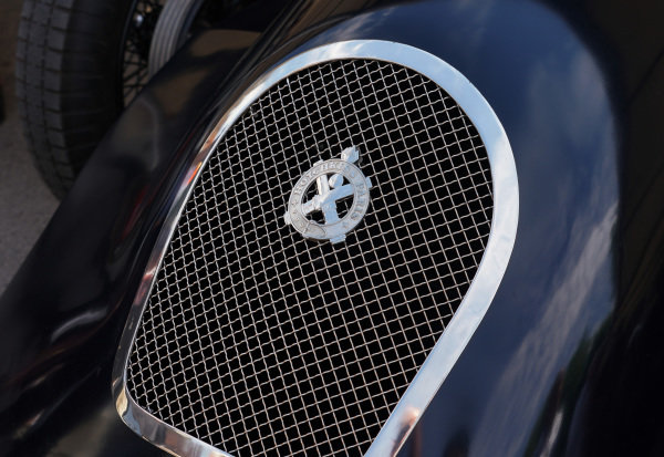 1930 Hotchkiss AM80 Record car.