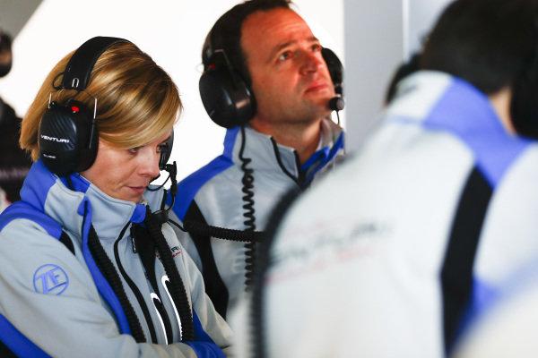Susie Wolff, Team Principal, Venturi Formula E