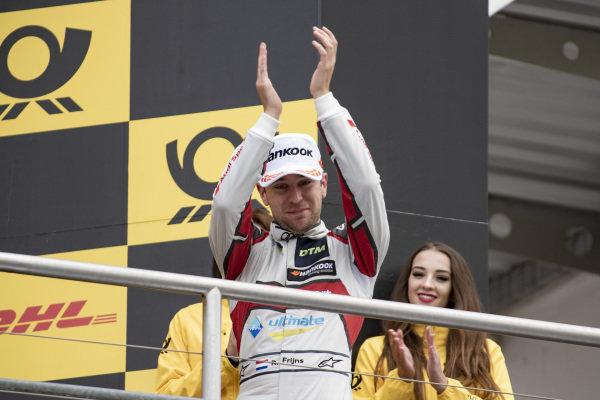 Podium, Robin Frijns, Audi Sport Team Abt Sportsline