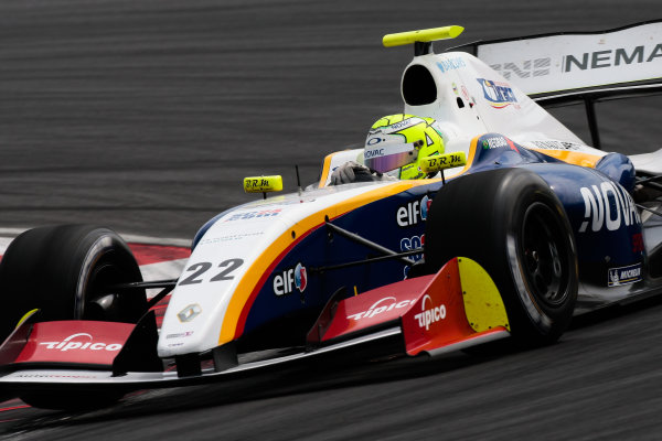 MOSCOW (RUS) JUL 13-15 2012 - Fourth round of the World series by Renault 2012 at the Moscow Raceway.