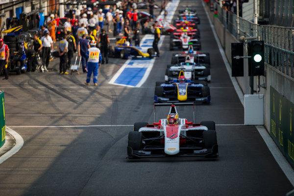 2016 GP3 Series Round 6 Spa-Fracorchamps, Spa, Belgium. Friday 26 August 2016. Charles Leclerc (FRA, ART Grand Prix)  Photo: Sam Bloxham/GP3 Series Media Service. ref: Digital Image _SLA4331