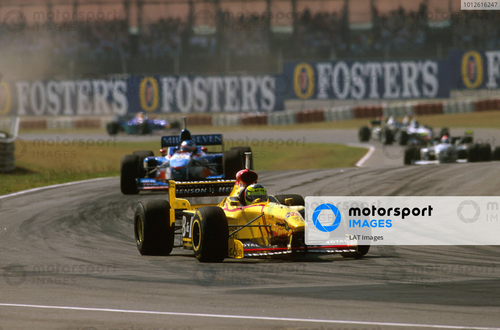 1997 Argentinian Grand Prix.