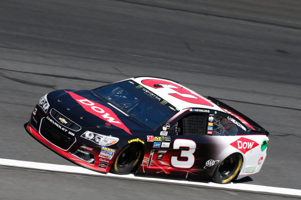 Monster Energy NASCAR Cup Series Bank of America 500 Charlotte Motor Speedway, Concord, NC Friday 6 October 2017 Austin Dillon, Richard Childress Racing, Dow Chevrolet SS World Copyright: Matthew T. Thacker LAT Images