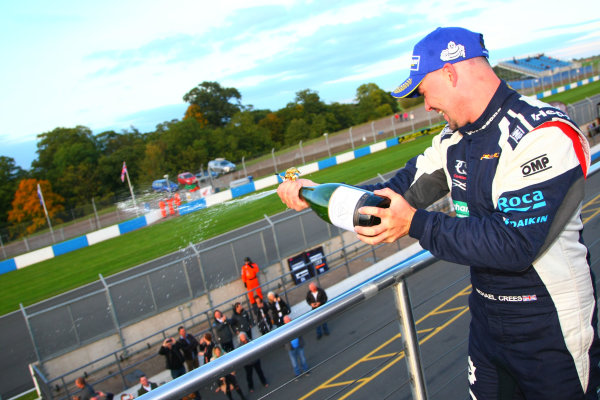 2017 Ginetta Racing Drivers Club+ Championship, Donington Park, Leicestershire. 23rd - 24th September 2017. Michael Crees. World Copyright: JEP/LAT Images