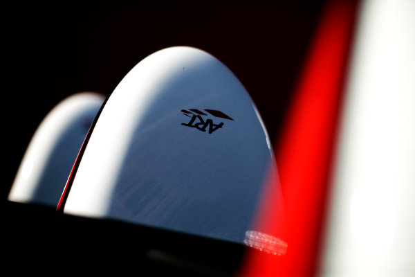 Istanbul Park, Istanbul, Turkey. 27th May 2010. Thursday Preview.ART logos on the nose cone of Esteban Gutierrez, (MEX, ART Grand Prix). Detail. Photo: Drew Gibson/GP3 Media Service. Digital Image _Y8P2017