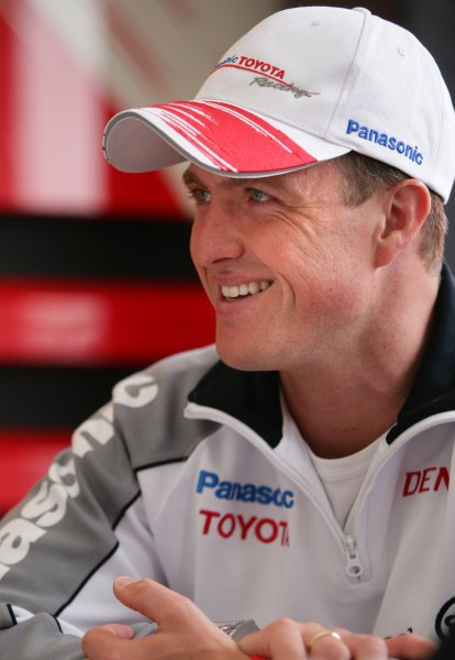 2006 European Grand Prix - Thursday Preview, Nurburgring, Germany. Ralf Schumacher, Toyota TF106. Portrait. 4th May 2006  World Copyright: Steve Etherington/LAT Photographic   ref: 48mb Hi Res Digital Image Only