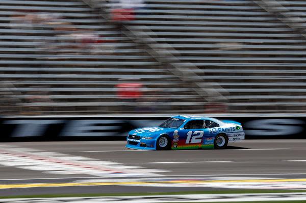 2017 NASCAR Xfinity Series My Bariatric Solutions 300 Texas Motor Speedway, Fort Worth, TX USA Friday 7 April 2017 Joey Logano World Copyright: Matthew T. Thacker/LAT Images ref: Digital Image 17TEX1mt1109