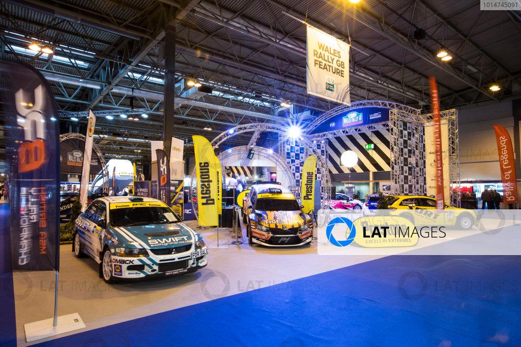 2017 Autosport International