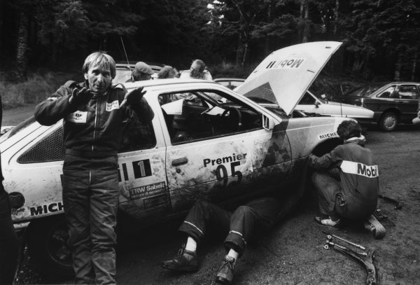 Chester, England. 22nd - 25th November 1987.