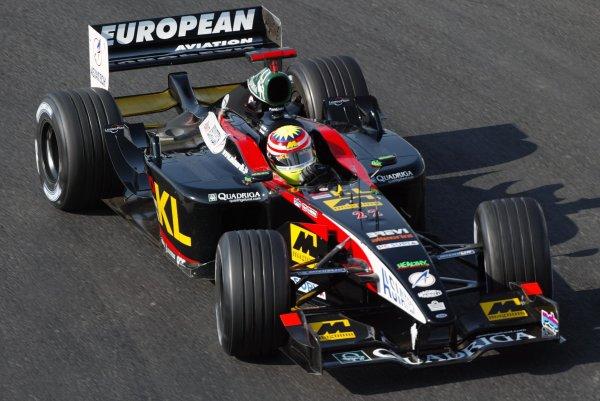 2002 French Grand Prix - QualifyingMagny Cours, France. 20th July 2002World Copyright: Steve Etherington/LATref: Digital Image Only