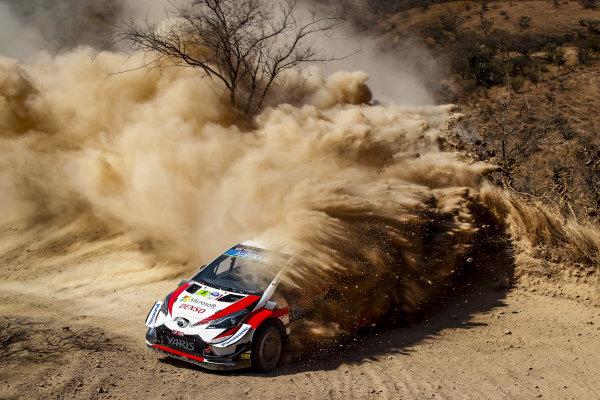 FIA World Rally Championship 2019 / Round 03 / Rally Mexico / March 7th-10th, 2019 // Worldwide Copyright: Toyota Gazoo Racing WRC