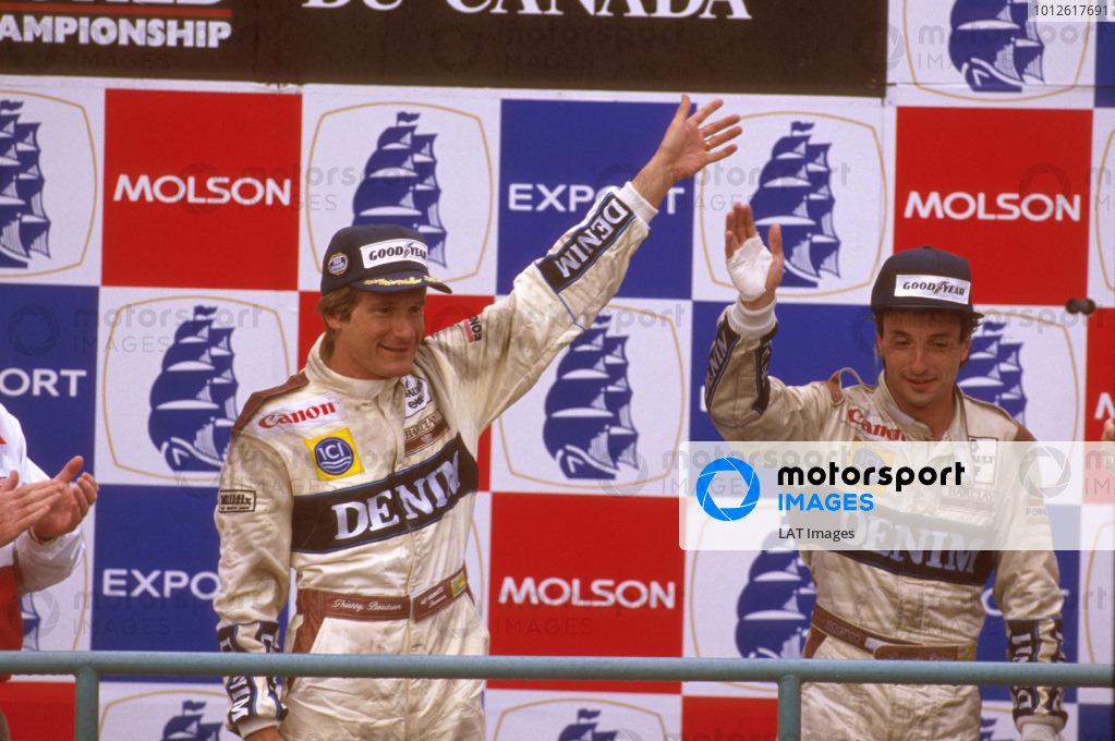 1989 Canadian Grand Prix.