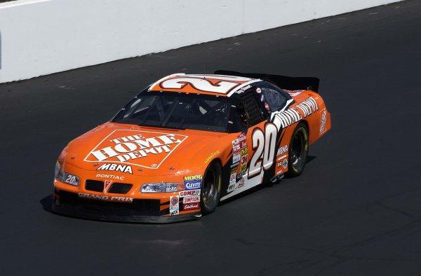 2002 NASCAR,Richmond Intl. Raceway,Sept 06-07, 20022002 NASCAR, Richmond,Va . USA -Tony Stewart was 3rd fastest in practiceCopyright-Robt LeSieur2002LAT Photographic