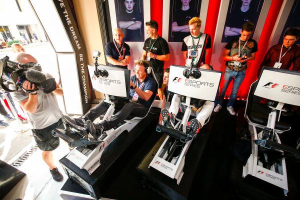 F1 E-Sports Final Abu Dhabi