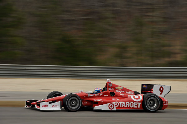 17-18 March 2014, Birmingham, Alabama USA Scott Dixon ©2014 Scott R LePage  LAT Photo USA