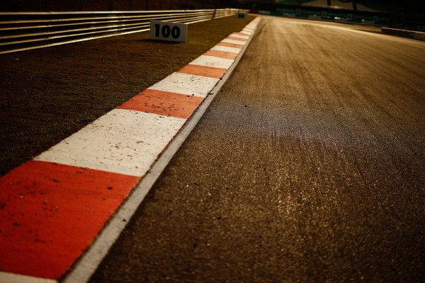Sepang International Circuit, Sepang, Kuala Lumpur, Malaysia. Thursday 26 March 2015. Track and kerbing. World Copyright: Glenn Dunbar/LAT Photographic. ref: Digital Image _89P6033