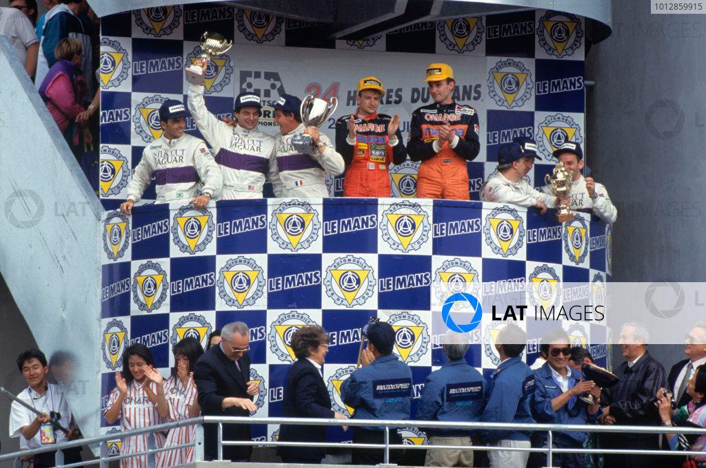 1991 Le Mans 24 hours.