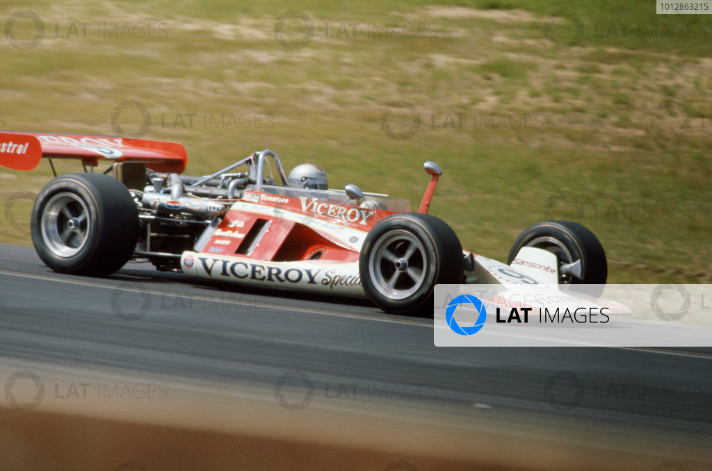 1972 USAC Indycar Series.