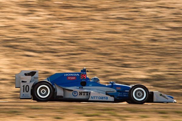Verizon IndyCar Series GoPro Grand Prix of Sonoma Sonoma Raceway, Sonoma, CA USA Thursday 14 September 2017 Tony Kanaan, Chip Ganassi Racing Teams Honda World Copyright: Scott R LePage LAT Images ref: Digital Image lepage-170914-son-2876