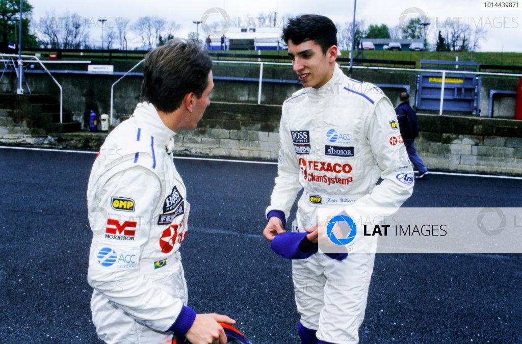 1997 Formula Vauxhall Championship.