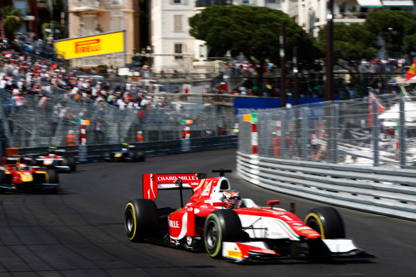 2017 FIA Formula 2 Round 3. Monte Carlo, Monaco. Saturday 27 May 2017. Charles Leclerc (MCO, PREMA Racing)  Photo: Zak Mauger/FIA Formula 2. ref: Digital Image _X4I9600