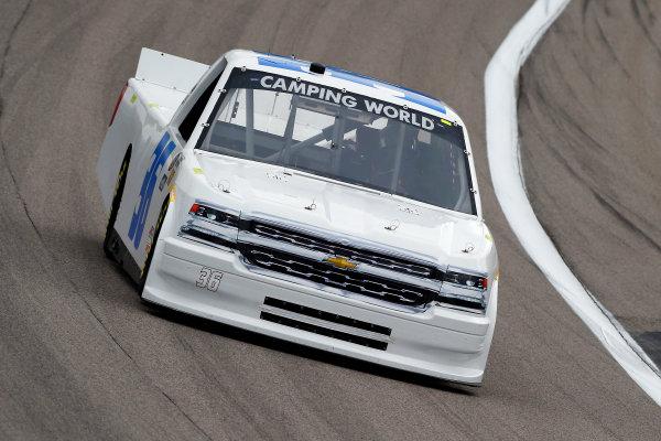NASCAR Camping World Truck Series Toyota Tundra 250 Kansas Speedway, Kansas City, KS USA Thursday 11 May 2017 Camden Murphy, Chevrolet Silverado World Copyright: Russell LaBounty LAT Images ref: Digital Image 17KAN1rl_0917