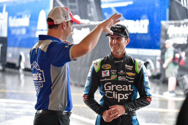 30 June-2 July, 2016, Daytona Beach, Florida USA Chad Knaus, Kasey Kahne ?2016, Logan Whitton  LAT Photo USA