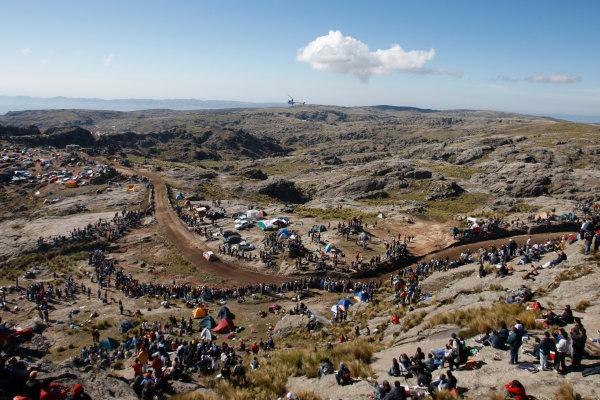 Round 05Rally Argentina 24- 27 of April 2009Conrad Rautenbach, Citroen, WRC, ActionWorldwide Copyright: McKlein/LAT