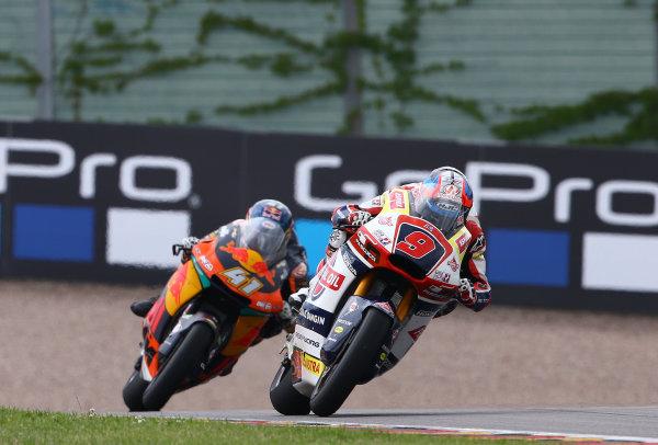 2017 Moto2 Championship - Round 9 Sachsenring, Germany Sunday 2 July 2017 Jorge Navarro, Federal Oil Gresini Moto2 World Copyright: David Goldman/LAT Images ref: Digital Image 34375