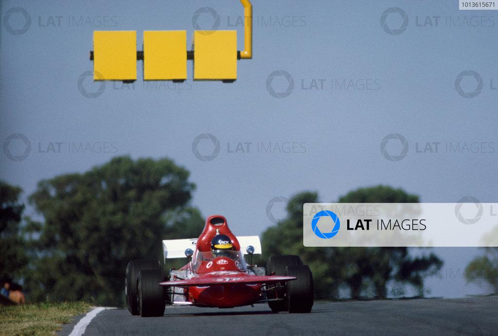 1972 Argentine Grand Prix.