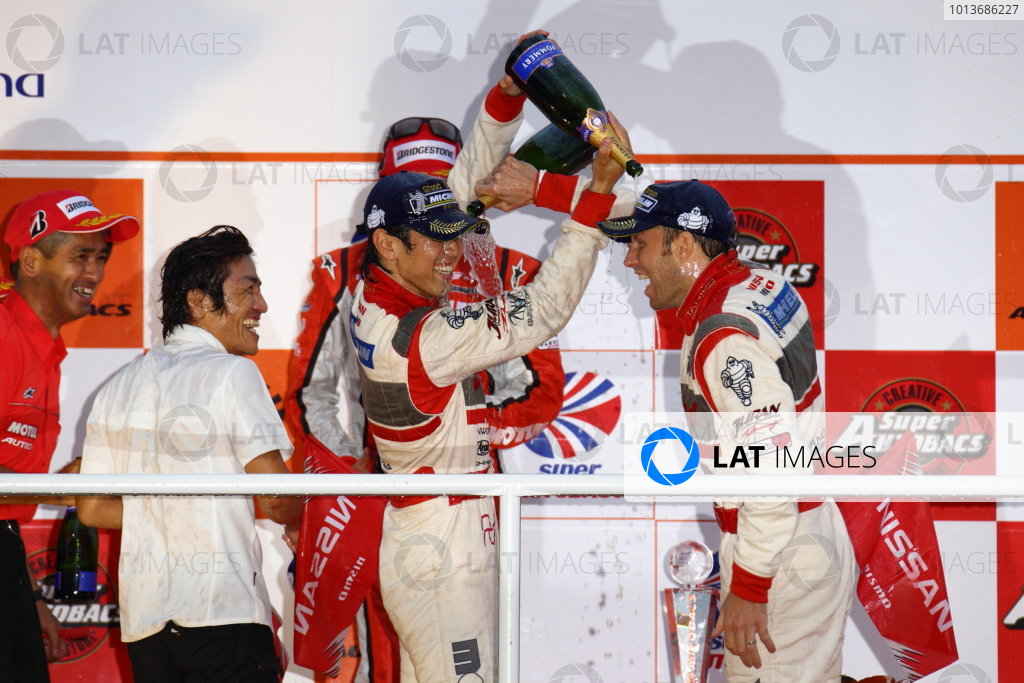 2011 Japanese Super GT Championship - Rd. 8.