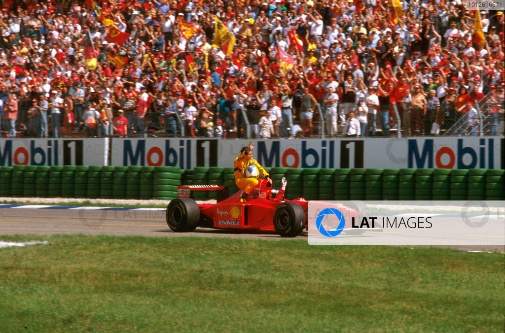 1997 German Grand Prix.