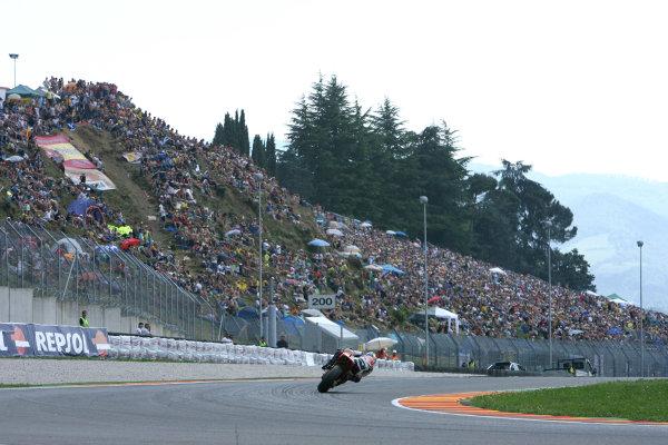 Italy Mugello 04-06 June 2010Dani Pedrosa Repsol Honda Team dominates the Italian GP