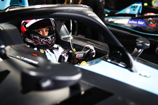 Carrie Schreiner (DUE), HWA Racelab, VFE-05
